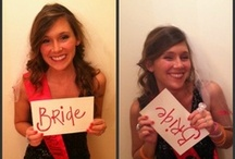 Bachelorette Party and Bridal Shower Ideas / I think there will be lots of wedding festivities happening next year so I need to get ahead of the 8 ball! There are two different brides I am pinning for so don't get alarmed if you see an idea that is nothing like what you want. ;-) / by Ashley Wise