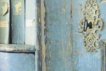 Doors, Windows & Door Knobs / by Tina's Treasures