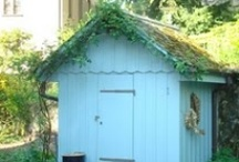 Cottage & Sheds / by Tina's Treasures