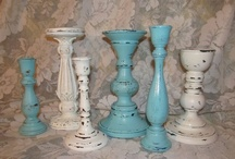 Candles & Candle Stick Holders / by Tina's Treasures