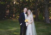 wedding love / by Anna Newell Jones of And Then We Saved