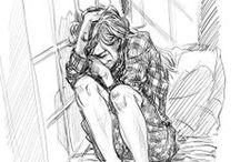 Story Board-Speechless (WIP) / by Adriana Lister