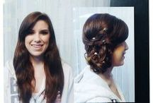Bridal Hairstyles / These are pics of our hairstyles for special events.  We love creating beautiful styles for your special event. / by p!ay hair lounge