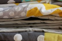 Quilting {Colour Inspirations} / All the lovely colour schemes! / by Izzi Lee Oner