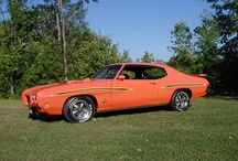 Muscle Cars / by Brenengen Auto