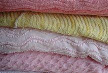 Fabrics and Spreads / by Kathy Davies Goertz