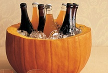 Halloween Decor Ideas  / by Whitney Rogers