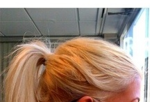 Hair / by Brittani Erdos