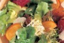Salads / by Becky Rappe