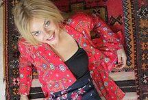 What I'm Wearing: Samara Weaving / by InStyle Magazine