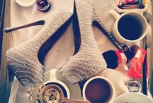 There are these shoes.. <3 / by Paulette Brannon