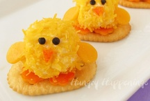 Easter Ideas/Recipes / by Laura Partin