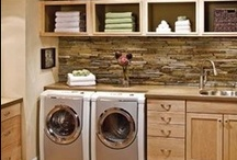Home Space / Laundry Room / by Laura Partin