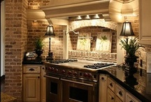 Home Space / Kitchen Ideas / by Laura Partin