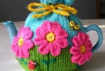 Knitting & crochet / by Heidi Rie Nielsen