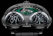 Watches.... / Arm pieces I admire. / by Tim Walbridge