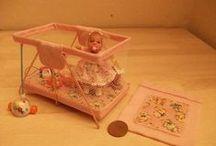 Miniatures/Doll houses  / by Stacy Pniewski