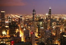 Sweet Home Chicago / by Michelle DiMaio