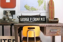 Office/Study / by girl pacific