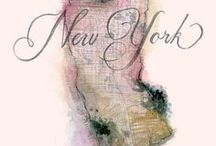 New York / New York City wish list / by Forever Champagne [by Linda]