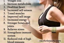 Health and Fitness / by Trish Rogers