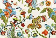 Fabric / by Jenn Shuffle