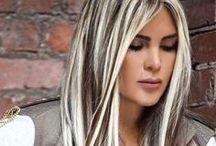 Hair Styles / by Sharon Rasmussen