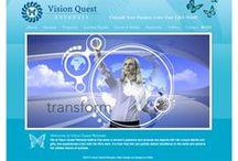 Website Designs / by Nikki Zalesak, Creative Director/Designer