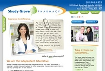 Shady Grove Pharmacy / Identity Package / by Nikki Zalesak, Creative Director/Designer
