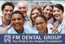 FM Dental Group / by Nikki Zalesak, Creative Director/Designer