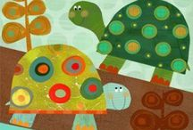 Turtles / by Art With Mr. E