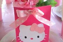 Hello Kitty Birthday Party / by Robin B