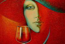 Wine  / by Kimberly Langston