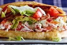 Sandwiches / by Judi Simpson