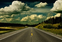 Open Roads / by Charity Miles