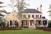 Home, sweet home!  / by Stephanie Carver Howard
