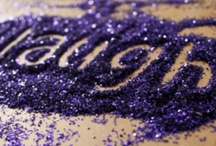 Glitter Is My Favorite Color / by Caroline