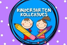 Kindergarten Kolleagues / This board contains teaching ideas, lessons, and art activities for kindergarten teachers. GUIDELINES FOR THIS BOARD:  Please do not add pinners to this board without contacting me in advance.  In an effort to be fair and provide balance, limit the pinning of paid items to 3 per day and pin with a 3:1 ratio... 3 non-paid pins for every paid pin you add.  Our goal is for the majority of the board's content to be free for our followers.  Thank you for your varied contributions.  :)   / by Andrea Knight