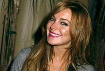 Lindsay Lohan ♡ / Lindsay definitely deserves some love. It's sad that people forget what she was famous for in the first place, which is her amazing acting skills. She's my favorite actress of all time, and I've always believed that she's a nice person! Team Lohan! / by Caroline