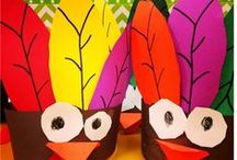 A Thoughtful Thanksgiving / Terrific Turkey Day Ideas / by Andrea Knight
