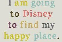 Disney / by Ashley Davis