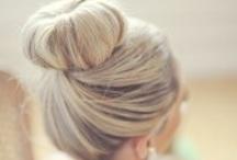 Hair Inspiration / by Arin B. Forstenzer