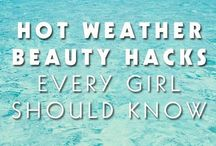 Beauty Tips & Tutorials / by Arin B. Forstenzer
