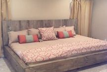 Home Sweet Home / My dream house, decorating ideas and organization tips. / by Emily Hinds