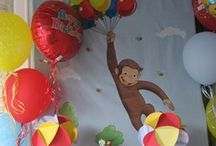 Party - Curious George  / by Cassandra Wojick
