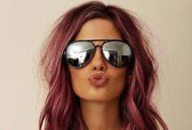 shades/eyewear / by Emily Phlipot