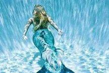 Can I be a Mermaid When I Grow Up? / by Nadia Wrenn