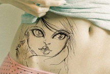 Ink / by Gina Brown