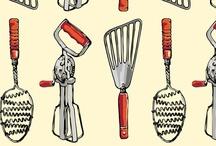 Kitchen gadgets! / by Virginia Lehr
