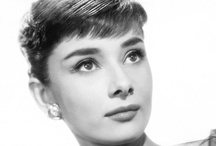 Audrey / she defined beauty and elegance! / by Virginia Lehr